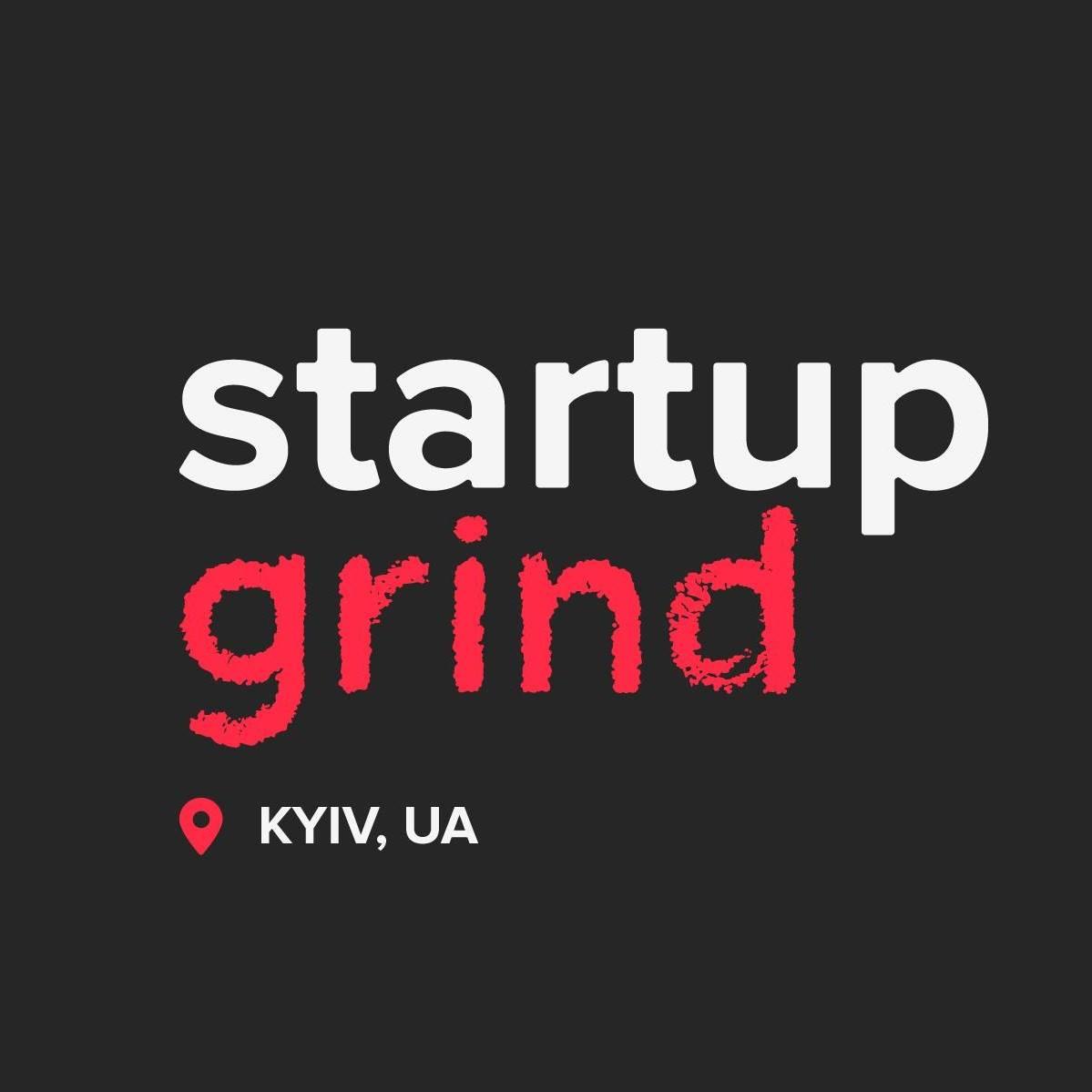 Startup Grind Kyiv-logo